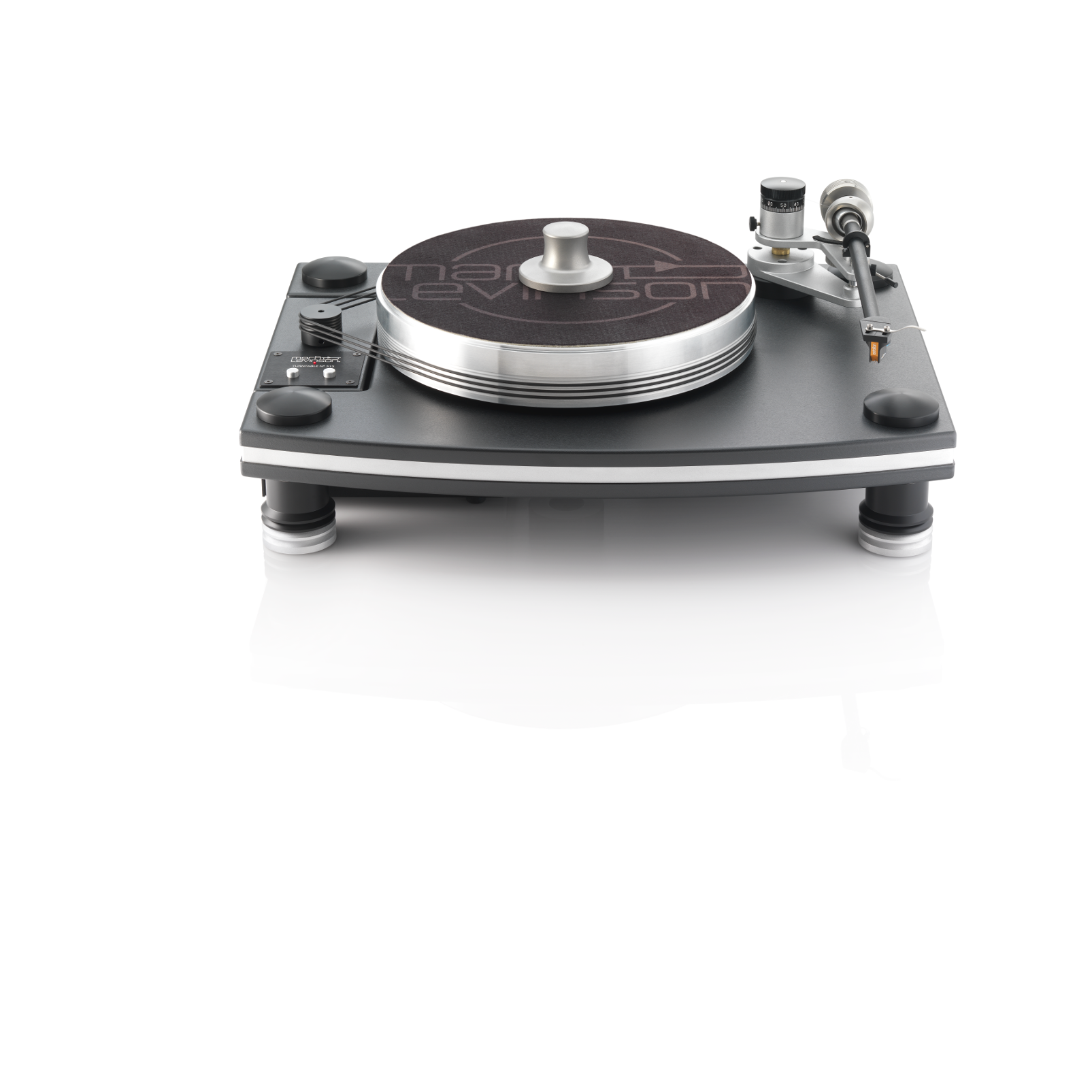 № 515 - Black - Turntable - Front