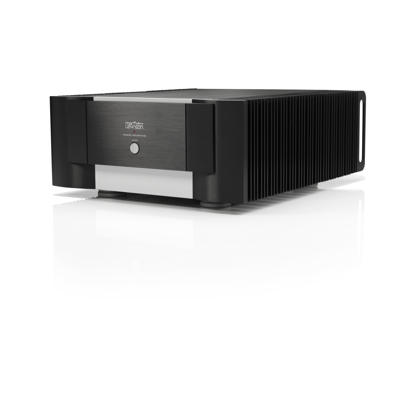 Nº536 - Black - Fully Discrete Monaural Amplifier - Hero
